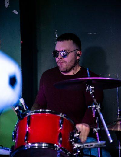 Drumming Charlie W