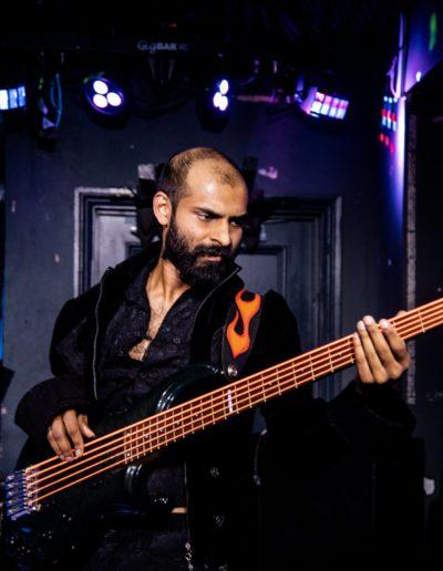 Rock Bassist